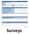Surveys & Referendums Admin. Site